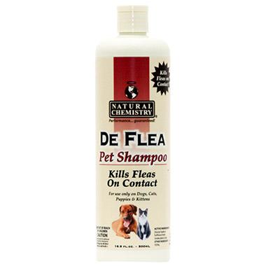 DeFlea Flea & Tick Shampoo