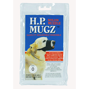 H.P. Mugz Adjustable Quick Fit Muzzle