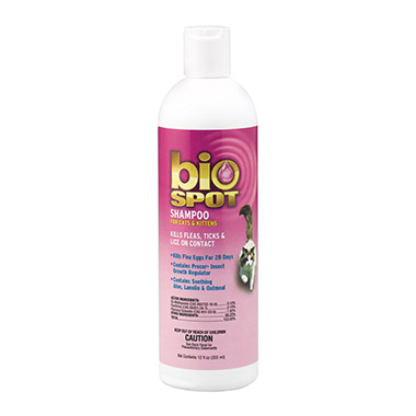 Flea & Tick Cat & Kitten Shampoo