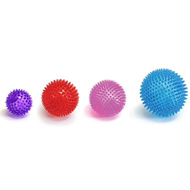 Dental Squeaker Balls - Assorted Colours