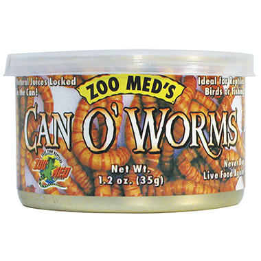 Can O' Worms (300 worms per can)