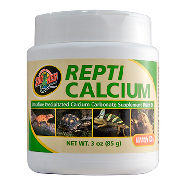 Repti Calcium w/ D3