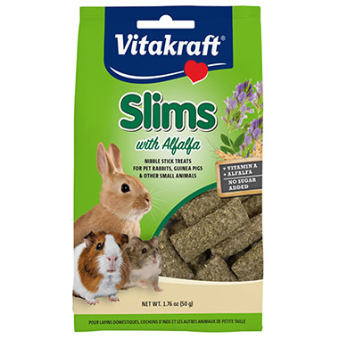 Slims with Alfalfa for Rabbits