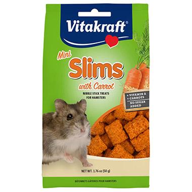 Hamster Carrot Slims
