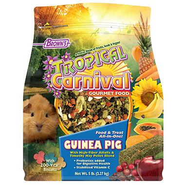 Gourmet Guinea Pig Food