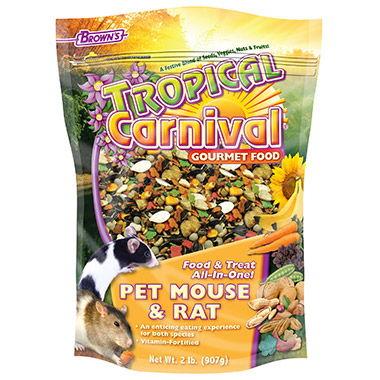 Gourmet Rat & Mouse Food