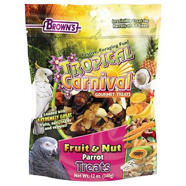 Fruit & Nut Parrot Treats