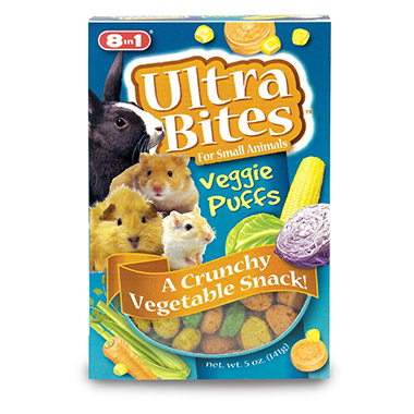 eCOTRITION Veggie Puffs