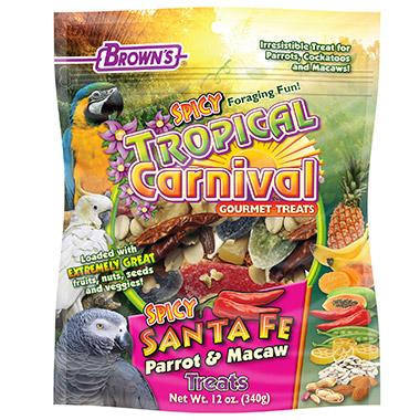 Spicy Santa Fe
