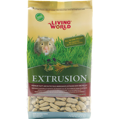 Extrusion Diet for Hamsters