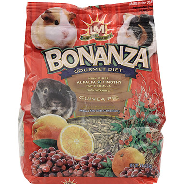 Bonanza Gourmet Diet for Guinea Pigs