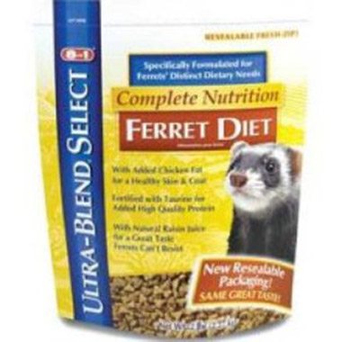 Ultra-Blend Select Ferret Diet