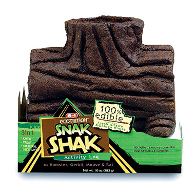 Snak Shak Actvity Log Small