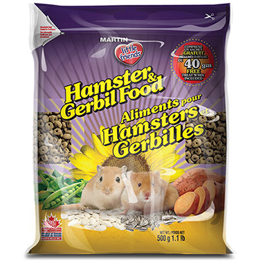 Little Friends - Hamster and Gerbil Food