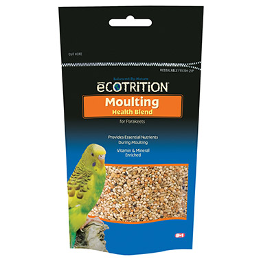eCOTRITION Moulting Health Blend for Parakeets