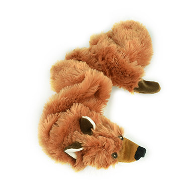 Flatskins Fox with Bungee