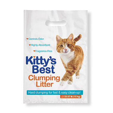Clean Up Clumping Cat Litter