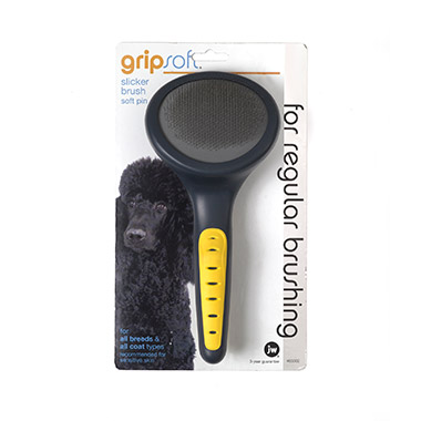 Gripsoft Slicker Soft Pin Brush