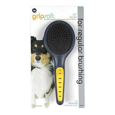 GripSoft Soft Pin Brush