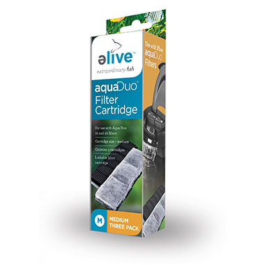 AquaDuo Filter Cartridge Medium
