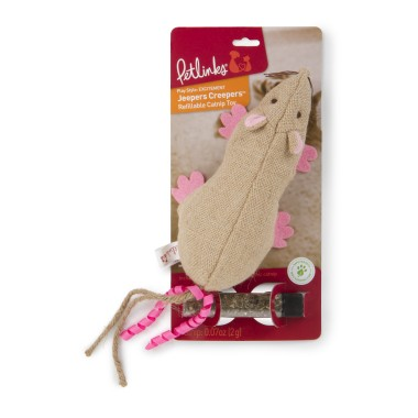 Jeepers Creepers Catnip Pouch