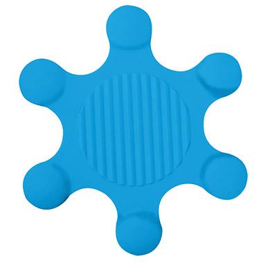 Splat! Flyer Blue