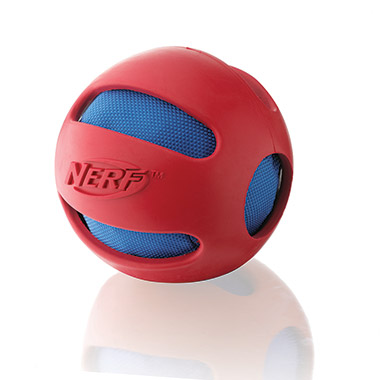 Crunch  Ball Red/Blue