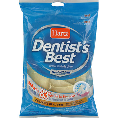 Dentist's Best Rawhide Chips