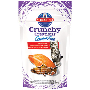 Crunchy Creations Grain Free With Salmon