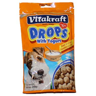 Yogurt Drops