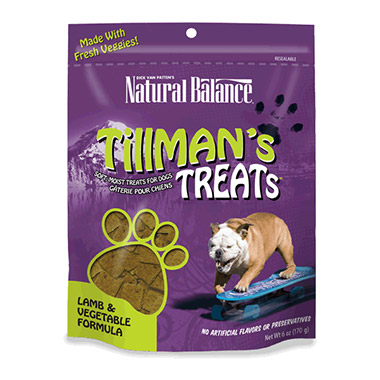 Tillman's Treats Lamb & Vegetable Formula