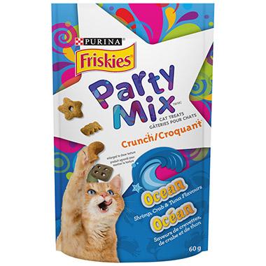 Party Mix Ocean Crunch