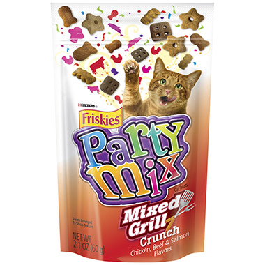 Friskies Party Mix Mixed Grill