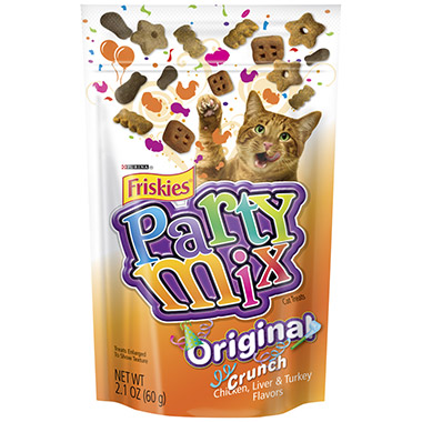 Friskies Party Mix Original Treat