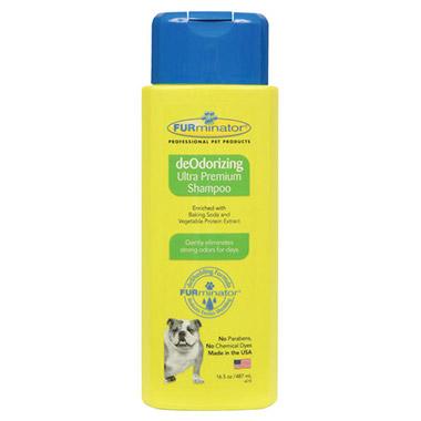 deOdorizing Ultra Premium Shampoo