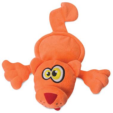 Orange Cat Toy
