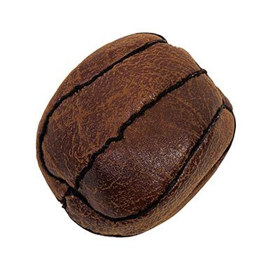 Vintage Flat Basketball