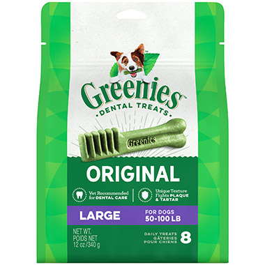 Original Dental Chews Large