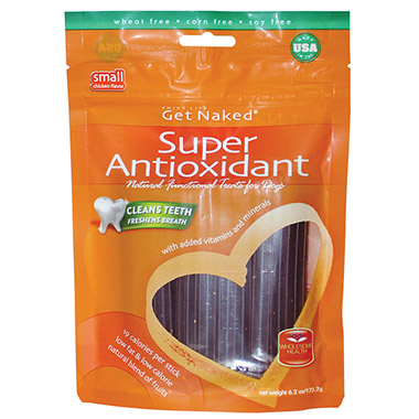 Super Antioxidant Dental Chew Sticks Small