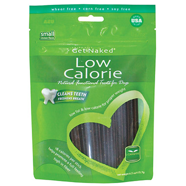 Low Calorie Dental Chew Sticks