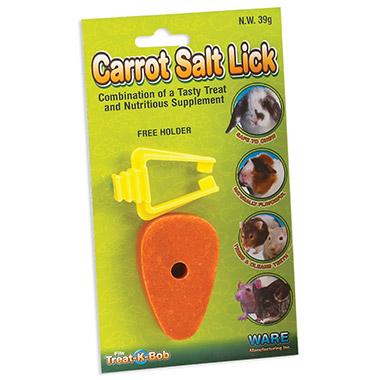 Carrot Salt w/Holder