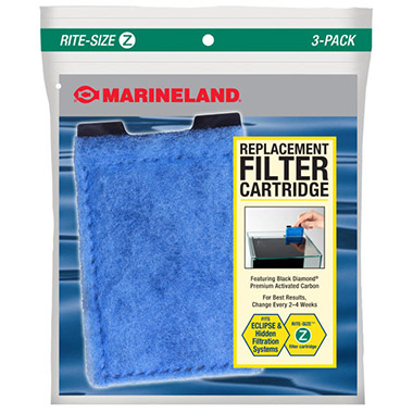 Aquarium Filter Cartridge Replacements Size Z