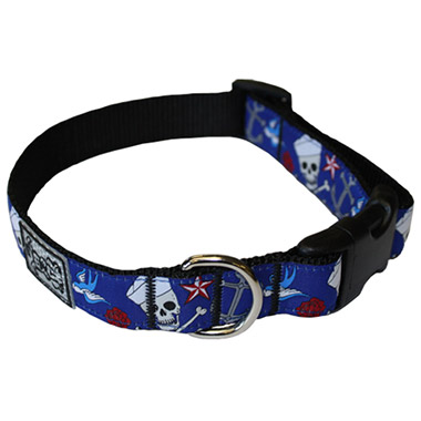 Clip Collar S Sailor Tats