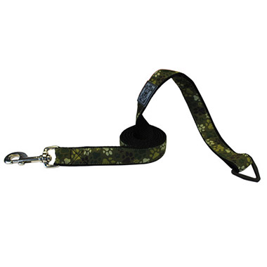 Nylon Dog Leash with Accessory Triangle 6ft x 1
