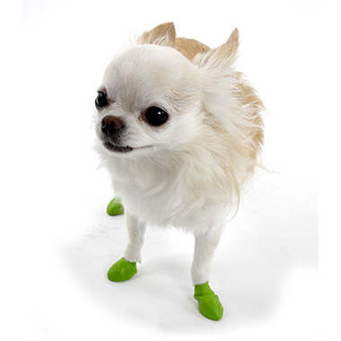 Natural Rubber Waterproof Dog Boots