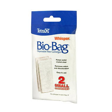Whisper Bio-Bag Cartridge 2 Pack Small