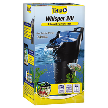 Whisper Internal Filter 20