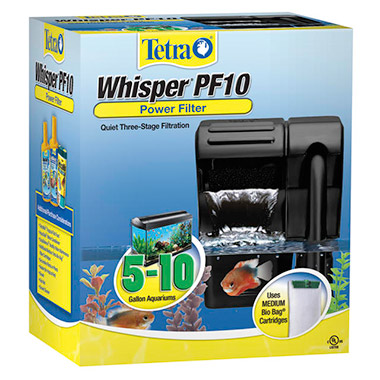 Whisper Aquarium and Fish Tank Power Filters
