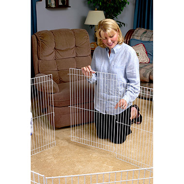 Small Animal Play Pen Expansion Panels