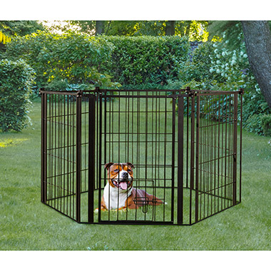 Indoor/Outdoor Super Wide Gate/ Pet Yard